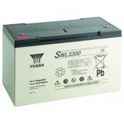 YUASA 12V 100Ah SWL3300 zárt gondozásmentes 12V akkumulátor
