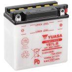 YUASA 12N7-3B 12V 8Ah YB7L-B motor akkumulátor