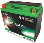 12V litium motor akkumulátor