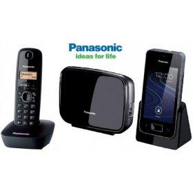 Panasonic asztali telefon DECT telefon