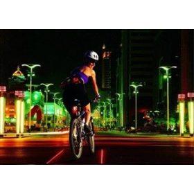 Kerékpár led lámpa