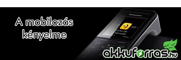 Panasonic DECT és asztali telefon