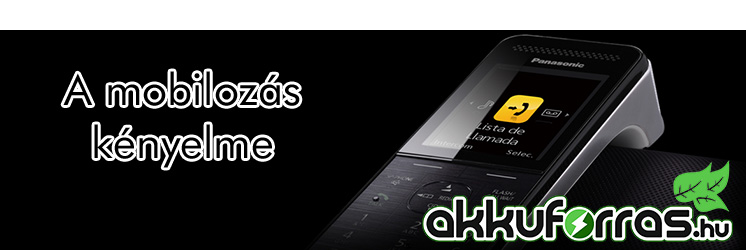 Panasonic   DECT   és   asztali   telefonok